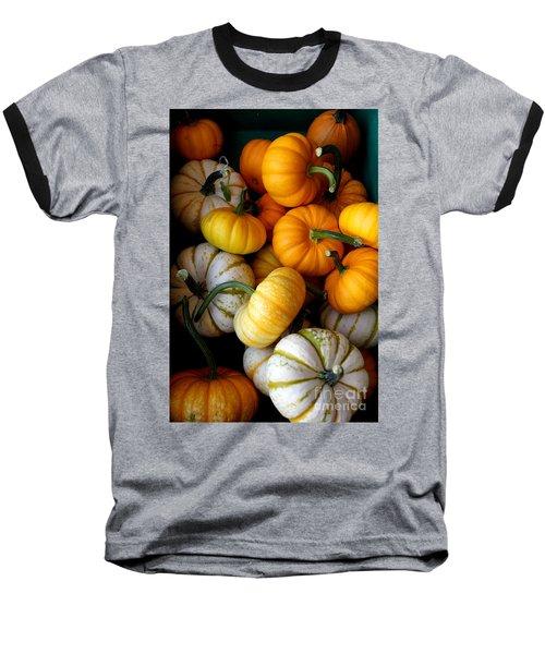 Cinderella Pumpkin Pile Baseball T-Shirt
