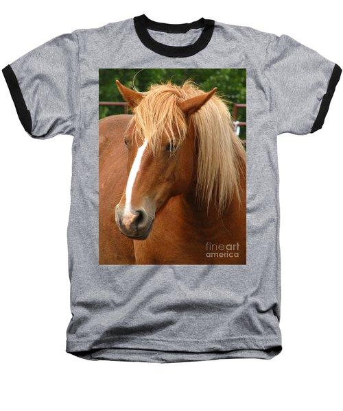 Cinnamon Girl Baseball T-Shirt