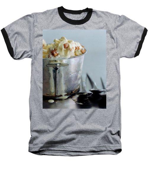 Cinnamon Toast Ice Cream Baseball T-Shirt