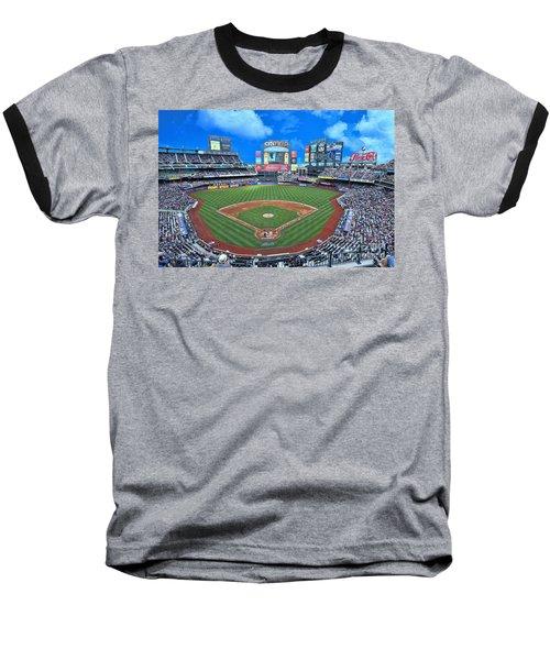 Citi Field - Home Of The N Y Mets Baseball T-Shirt