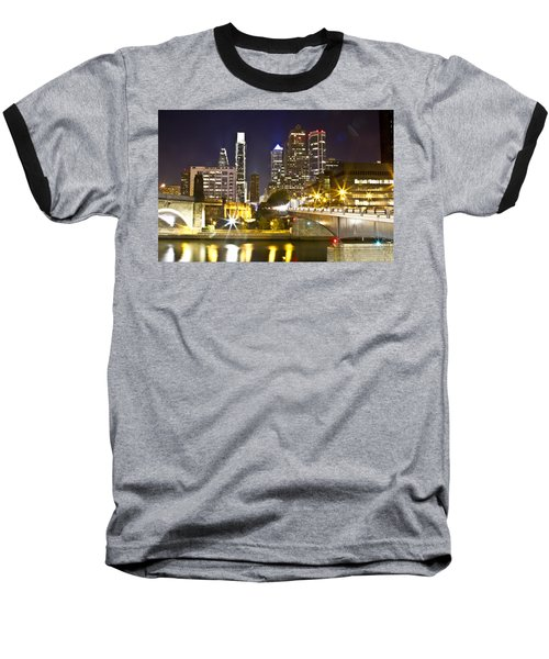 City Alive Baseball T-Shirt