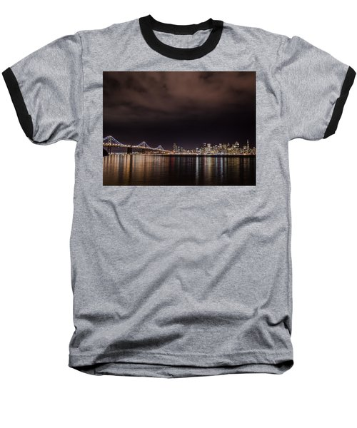 City By The Bay Baseball T-Shirt