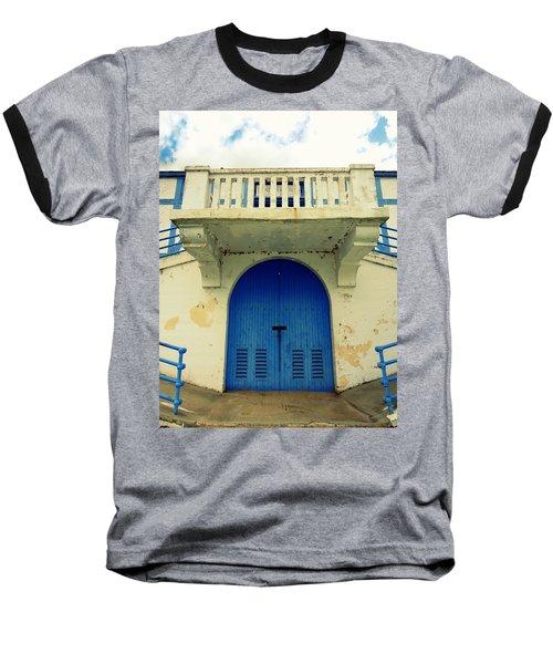 City Island Bath House Baseball T-Shirt