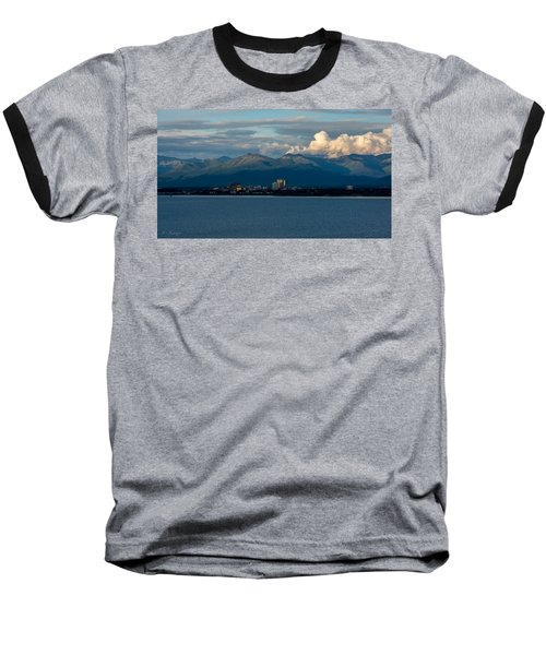 City Of Anchorage  Baseball T-Shirt