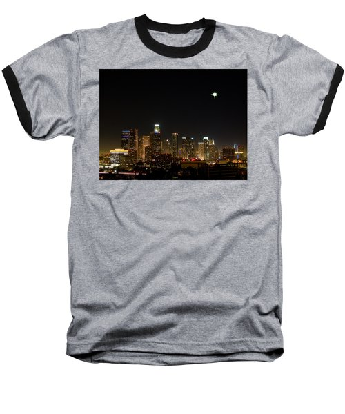 City Of Angels Baseball T-Shirt