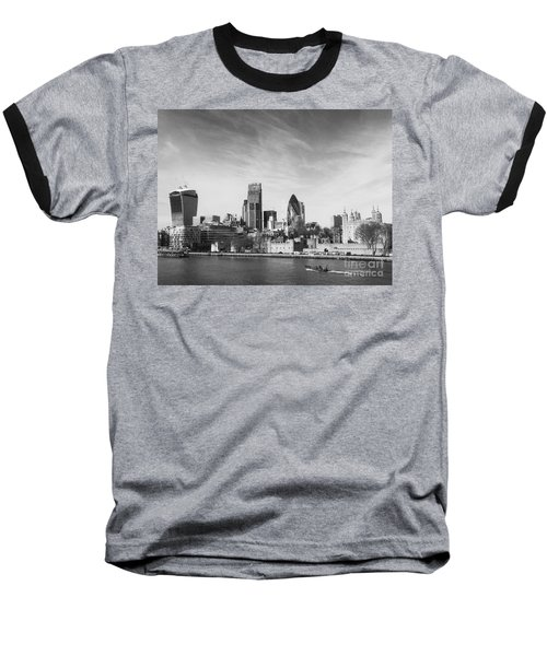 City Of London  Baseball T-Shirt