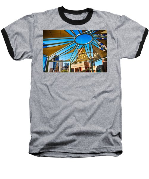 City Shapes Baseball T-Shirt
