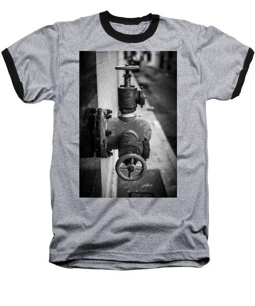 City Valves Baseball T-Shirt