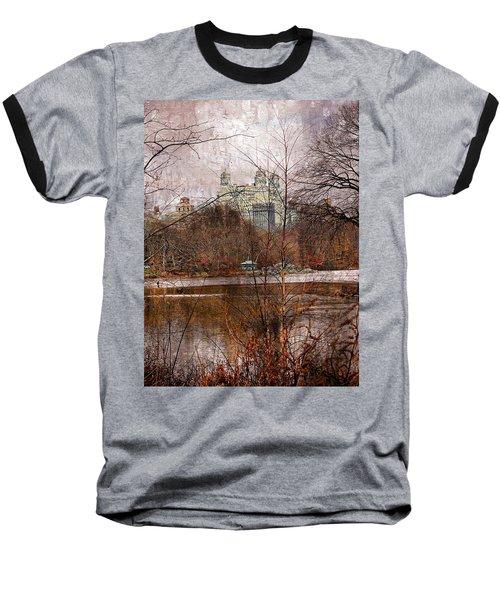 New York City View Series 02 Baseball T-Shirt