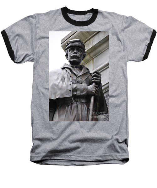 Civil War Memorial Baseball T-Shirt