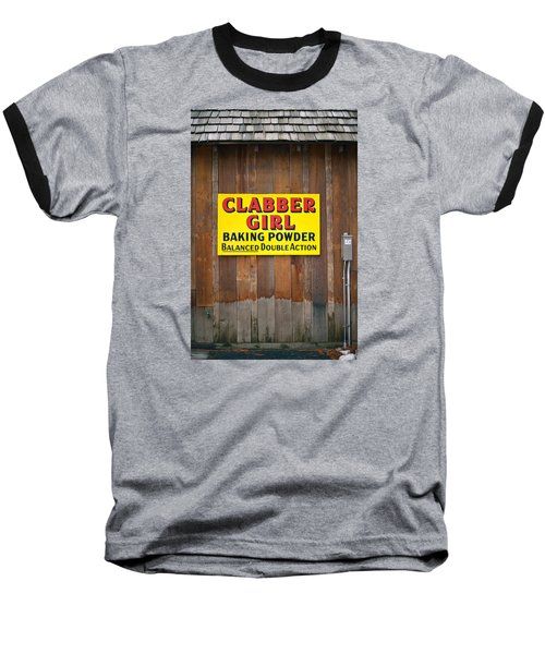 Clabber Girl Baseball T-Shirt