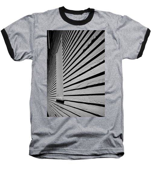 Clapboards Baseball T-Shirt