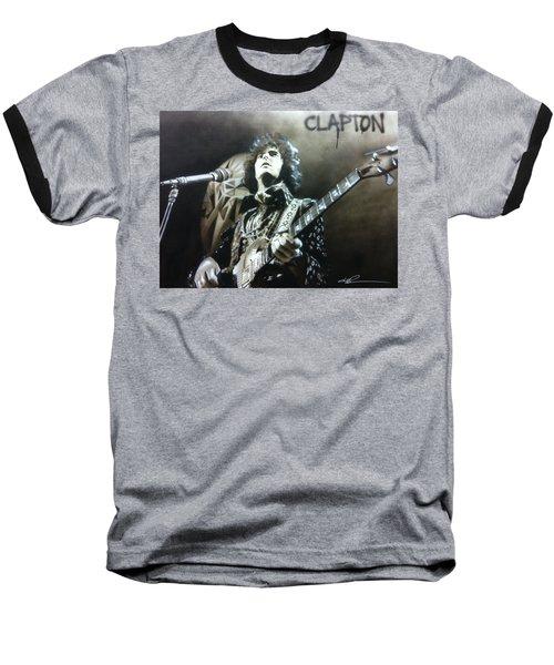 Clapton Baseball T-Shirt