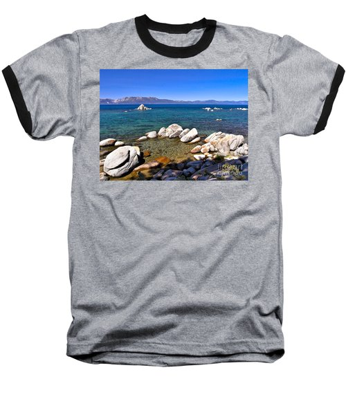 Clarity - Lake Tahoe Baseball T-Shirt