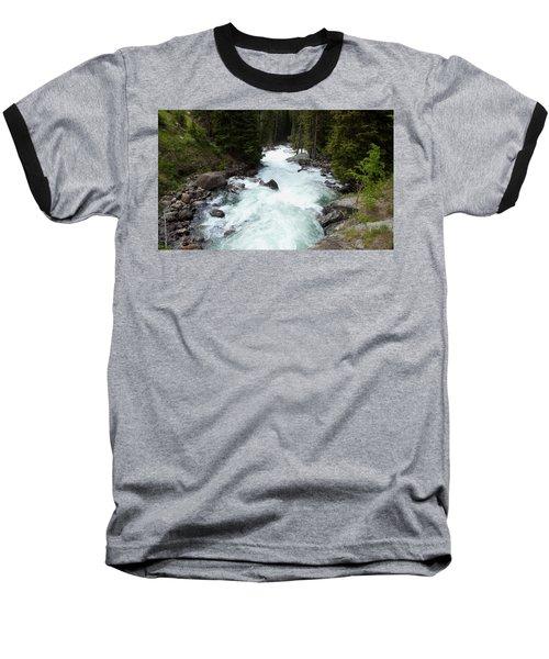 Clark's Fork River Baseball T-Shirt