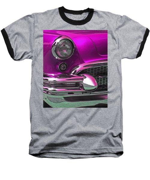 Classic Buick Baseball T-Shirt