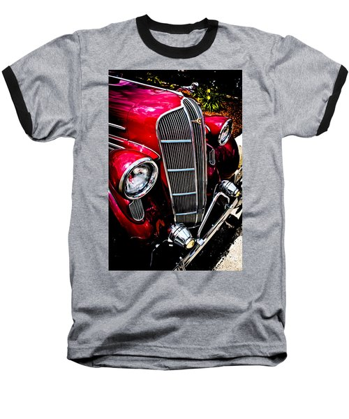 Baseball T-Shirt featuring the photograph Classic Dodge Brothers Sedan by Joann Copeland-Paul