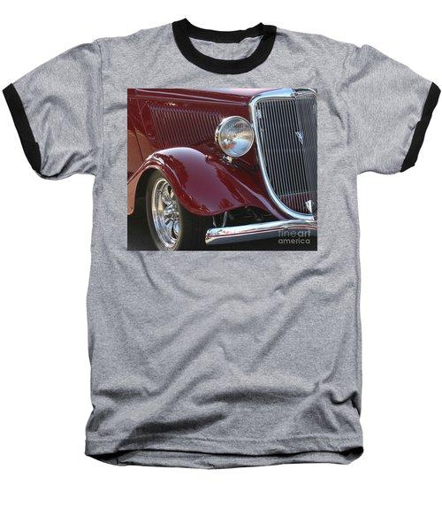Classic Ford Car Baseball T-Shirt