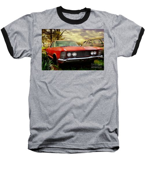 Baseball T-Shirt featuring the photograph Classic by Liane Wright