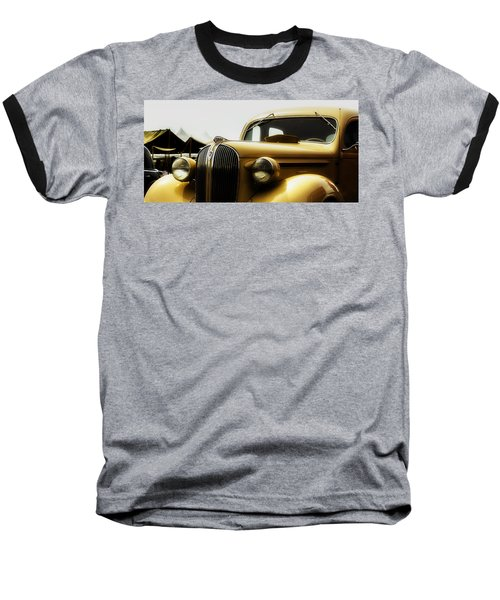 Classic Plymouth Baseball T-Shirt