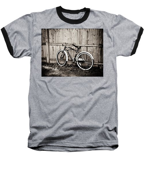Baseball T-Shirt featuring the photograph Classic Ride by Sara Frank