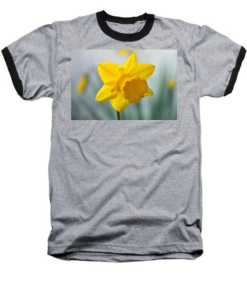 Classic Spring Daffodil Baseball T-Shirt
