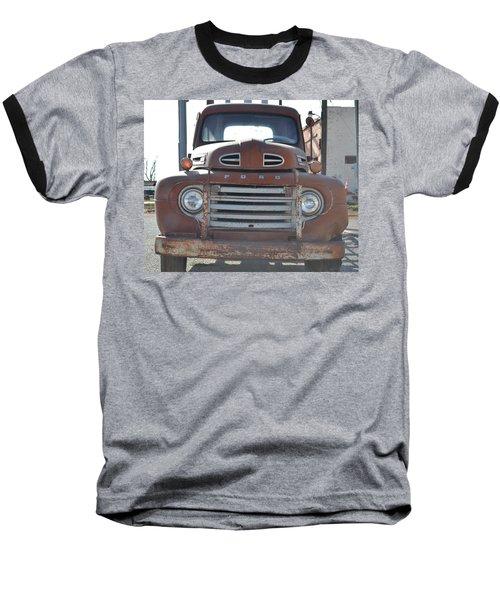 Classic Truck  Baseball T-Shirt