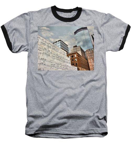 Classical Graffiti Baseball T-Shirt