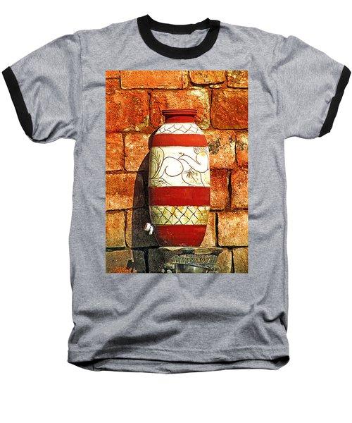 Clay Art Baseball T-Shirt