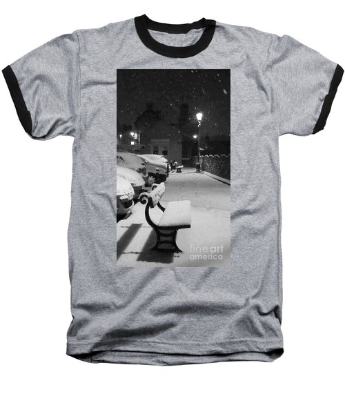 Clean Night Baseball T-Shirt
