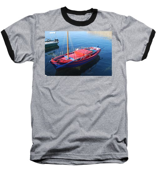 Baseball T-Shirt featuring the photograph Clear Waters by George Katechis