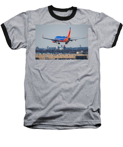 Cleared For Landing Baseball T-Shirt
