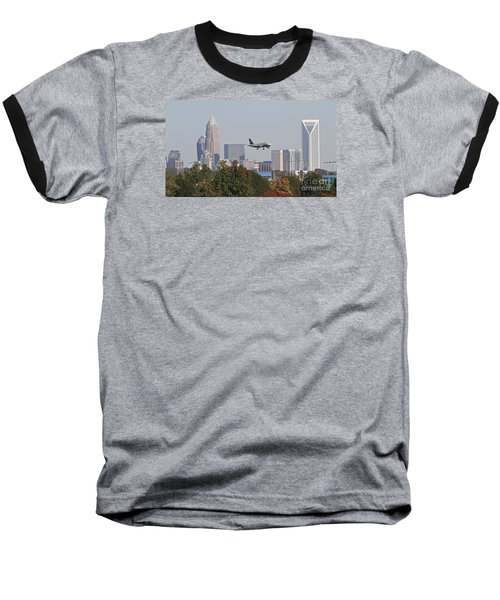 Cleared To Land Baseball T-Shirt by Kevin McCarthy