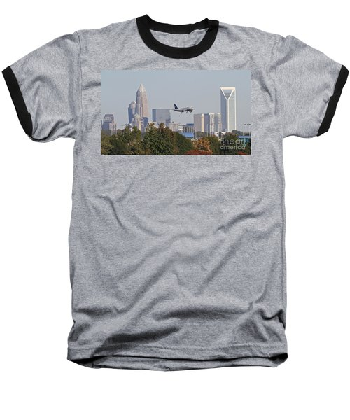 Cleared To Land Baseball T-Shirt