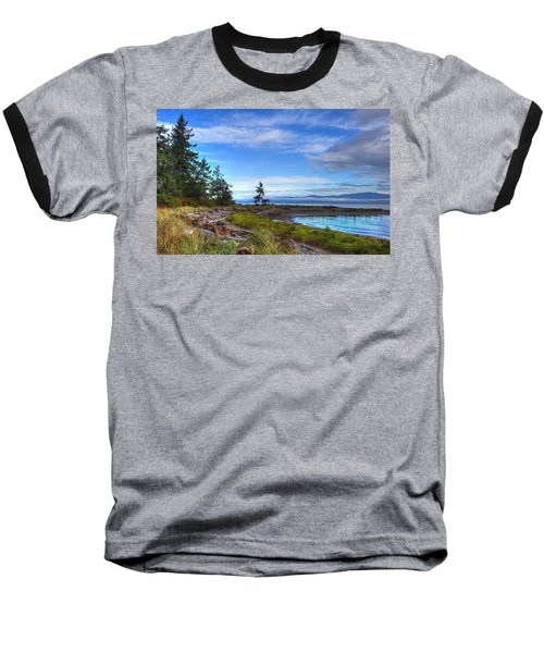 Clearing Skies Baseball T-Shirt