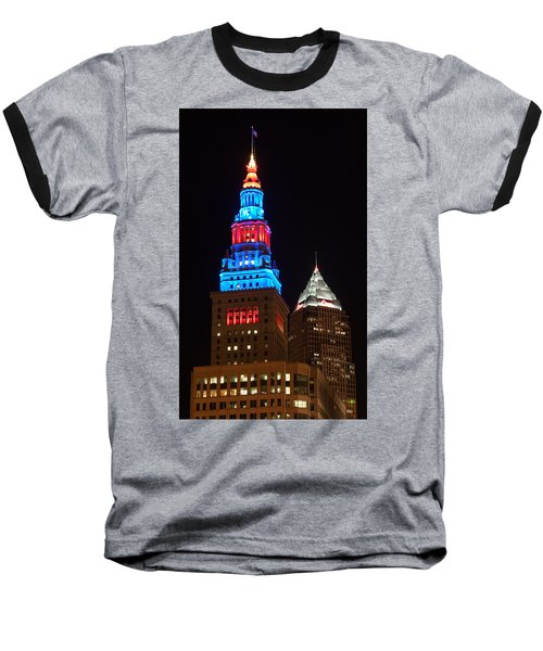 Cleveland Towers Baseball T-Shirt