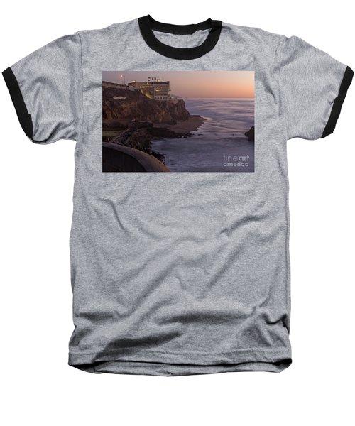 Cliff House Sunset Baseball T-Shirt