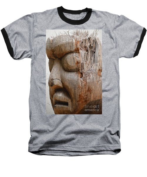 Baseball T-Shirt featuring the photograph Climate Mind Changer by Brian Boyle