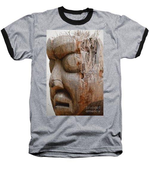 Climate Mind Changer Baseball T-Shirt
