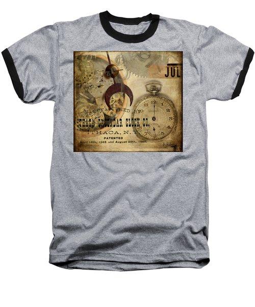 Clockworks Baseball T-Shirt
