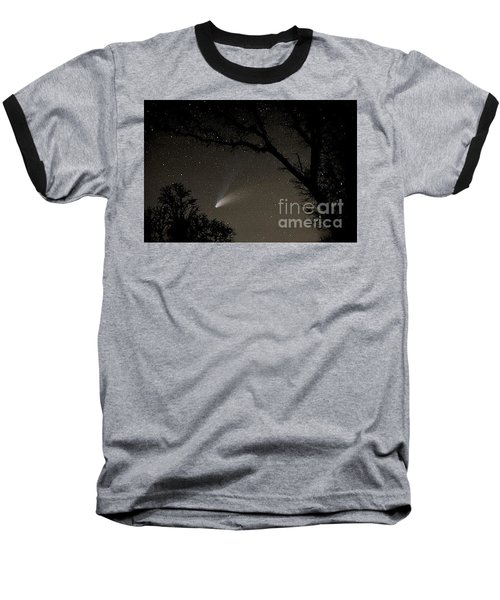 Baseball T-Shirt featuring the photograph Close Encounter by Nick  Boren