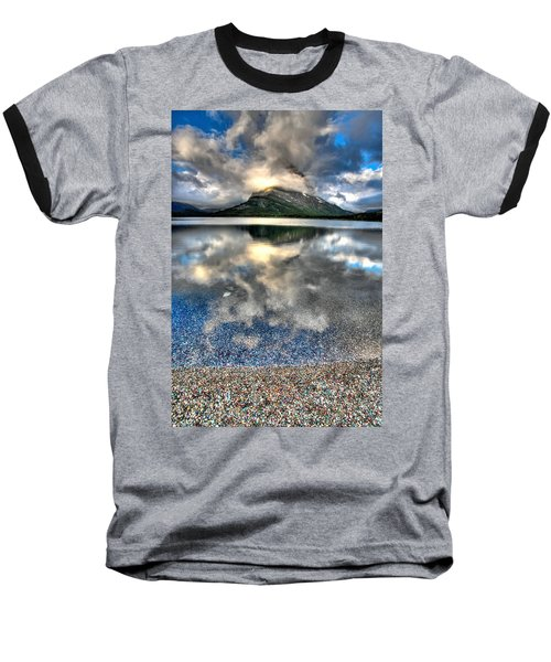 Baseball T-Shirt featuring the photograph Cloud Catcher by David Andersen