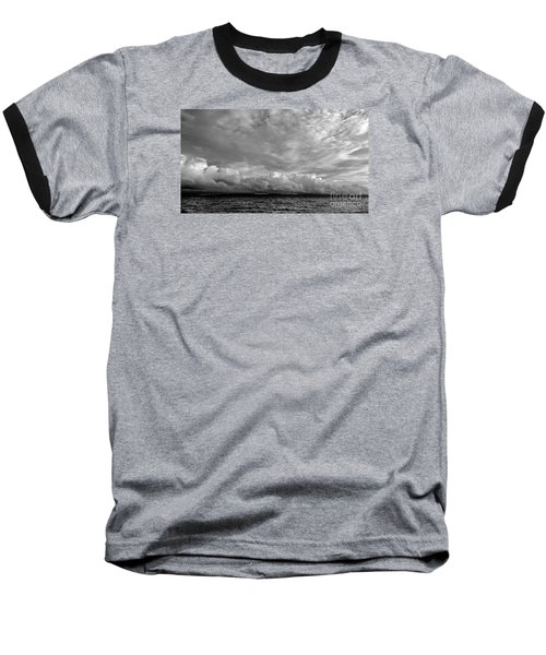 Clouds Over Alabat Island Baseball T-Shirt