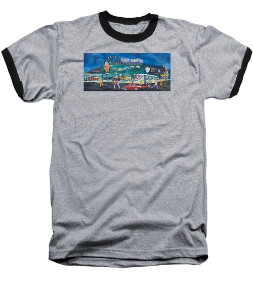 Clown Parade At The Palace Baseball T-Shirt
