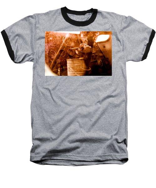 Cluster Baseball T-Shirt