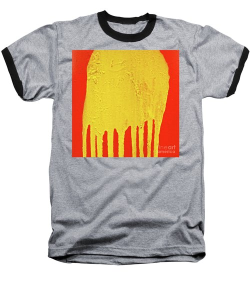 Baseball T-Shirt featuring the photograph Clyde by CML Brown
