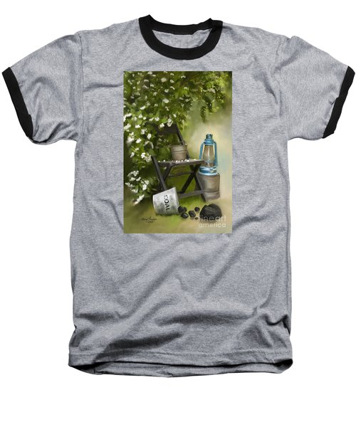 Coal Baseball T-Shirt