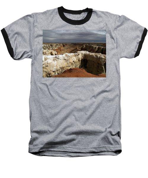 Baseball T-Shirt featuring the photograph Coal Mine Mesa 08 by Jeff Brunton