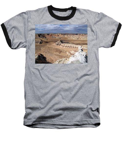 Baseball T-Shirt featuring the photograph Coal Mine Mesa 11 by Jeff Brunton