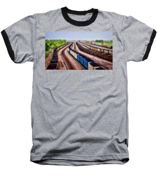 Coal Snakes Baseball T-Shirt